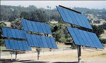 Solar Module Trackers by Zomeworks